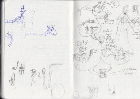 Scene plan 1
