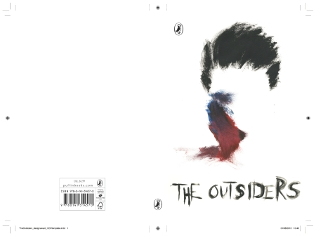 The Outsiders cover 1