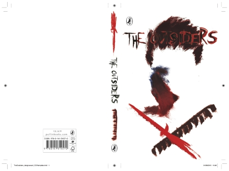 The Outsiders cover 4