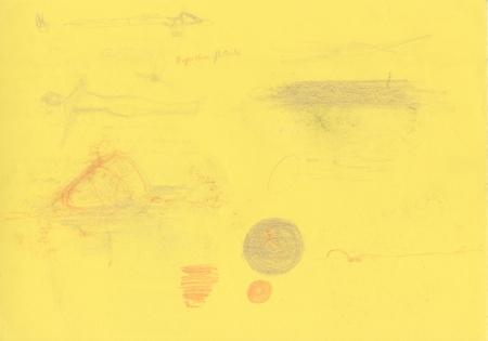 Underwater colour sketch 1