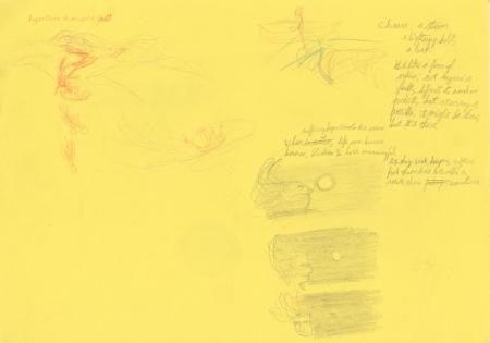 Underwater colour sketch 2